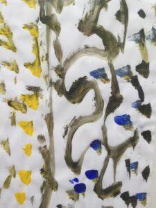 Malerei von Mickael